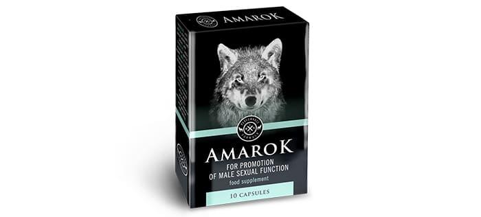 Amarok ¿Qué es? Efectos secundarios