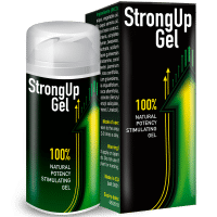 StrongUp Gel What is it? Side Effects