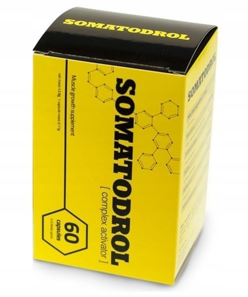 Somatodrol What is it? Side Effects