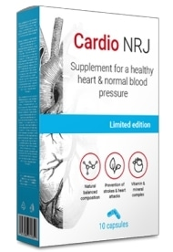 Cardio NRJ What is it? Side Effects