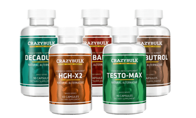 Crazy Bulk What is it? Side Effects