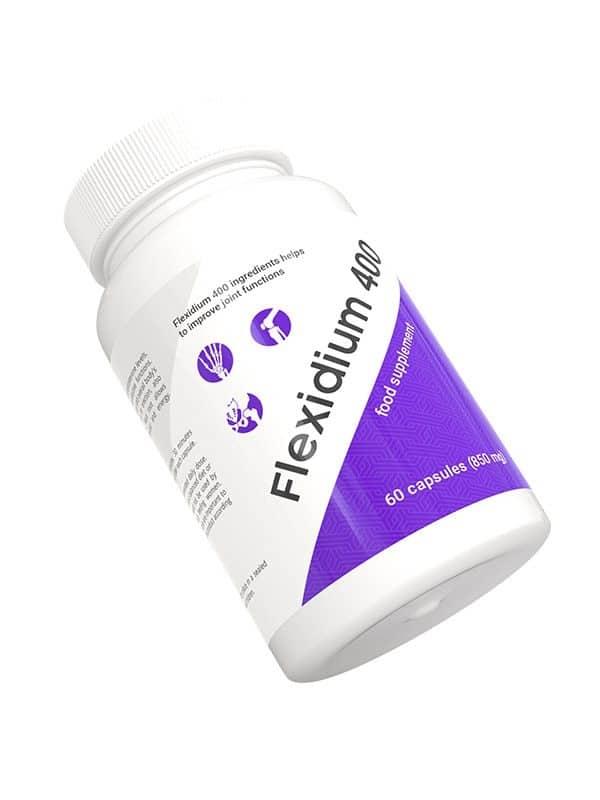 Flexidium 400 Kas tai? Šalutiniai poveikiai