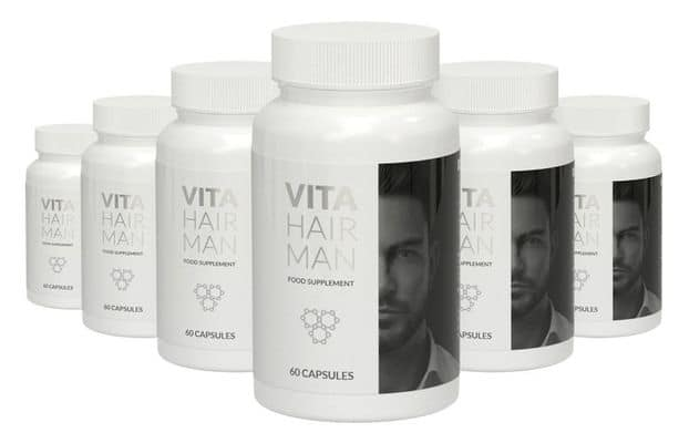 Vita Hair Man What is it? Side Effects