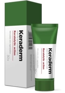 KeraDerm What is it? Side Effects