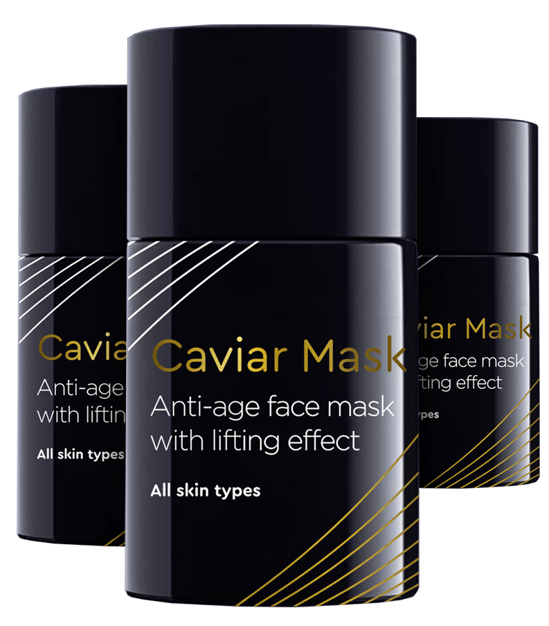 Caviar Mask What is it? Side Effects