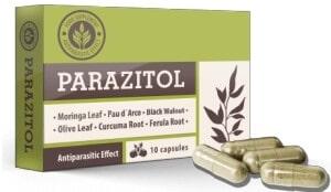 Parazitol ¿Qué es? Efectos secundarios
