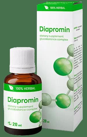 Diapromin Τι είναι αυτό? Παρενέργειες