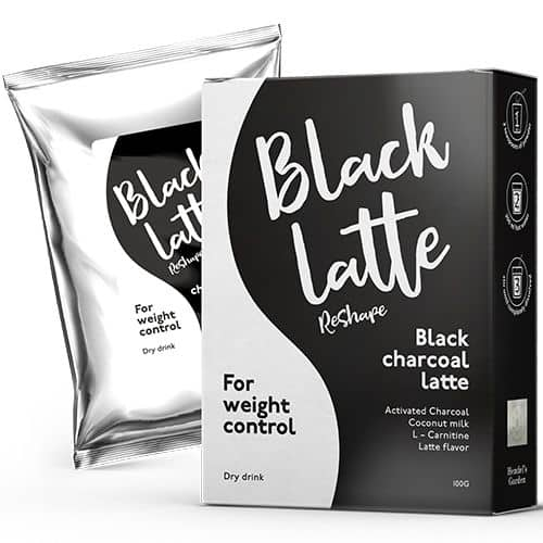 Black Latte What is it? Side Effects