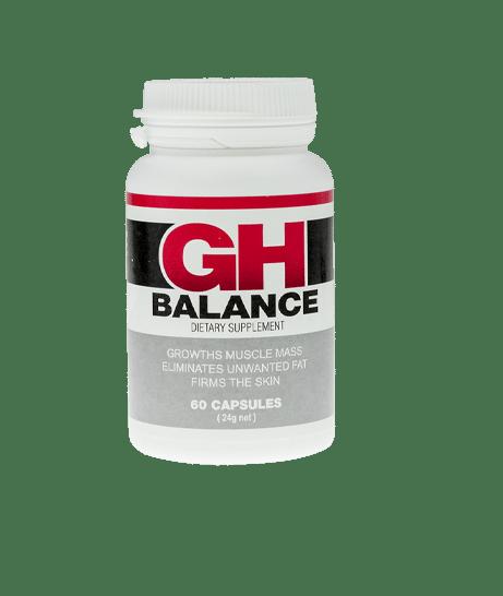 GH Balance O que é isso? Efeitos colaterais