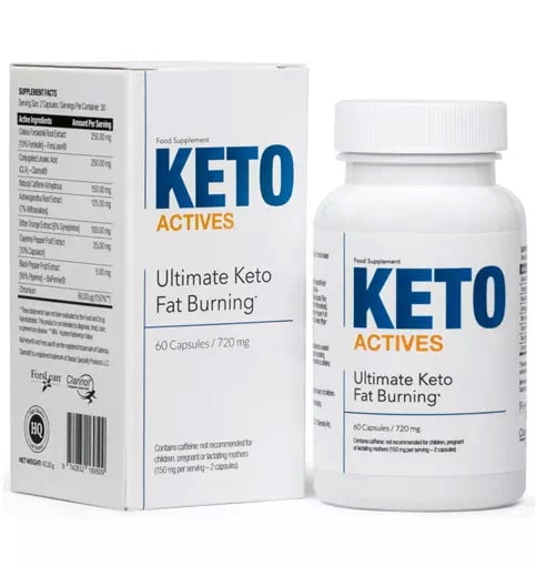 Keto Actives What is it? Side Effects