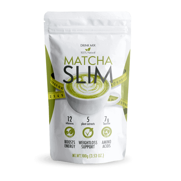 Matcha Slim What is it? Side Effects