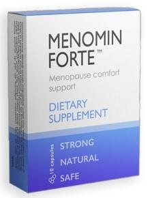 Menomin Forte What is it? Side Effects