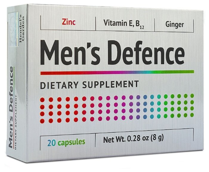 Mens Defence What is it? Side Effects