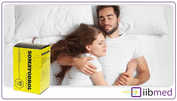 Somatodrol Συστατικά, σύνθεση