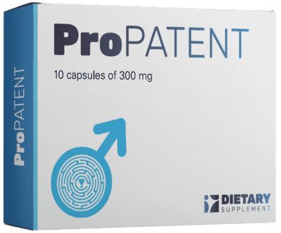 ProPatent What is it? Side Effects