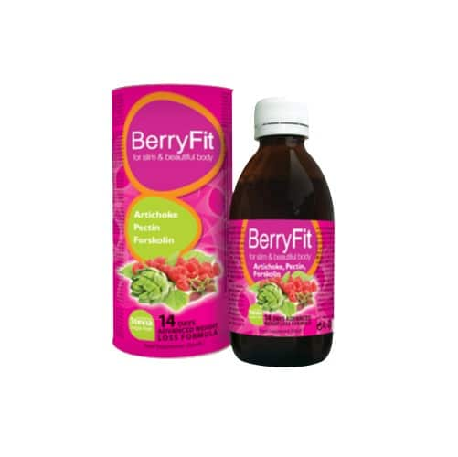 BerryFit What is it? Side Effects